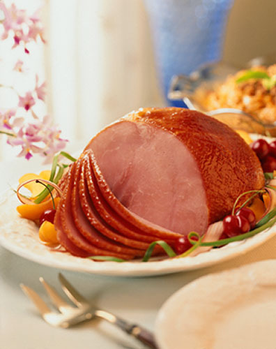 Baked Honey Ham